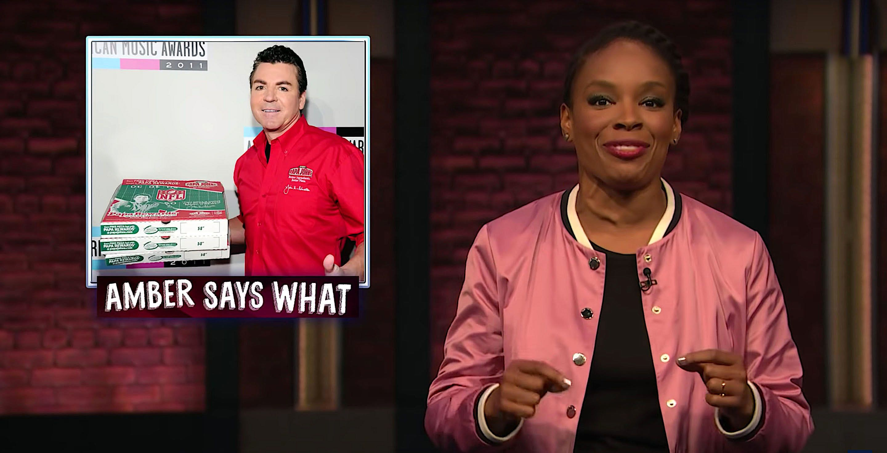 Amber Ruffin of Late Night reviews news developments from the last few weeks