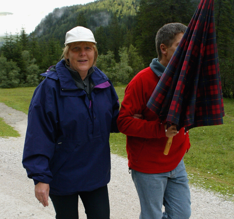 Rätsel um Merkels Sommerurlaub: Nach 10 Jahren in Tirol ist nun alles
