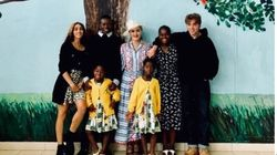 Καιρό είχαμε να το δούμε αυτό: Η Madonna και τα 6 παιδιά της μαζί σε μια
