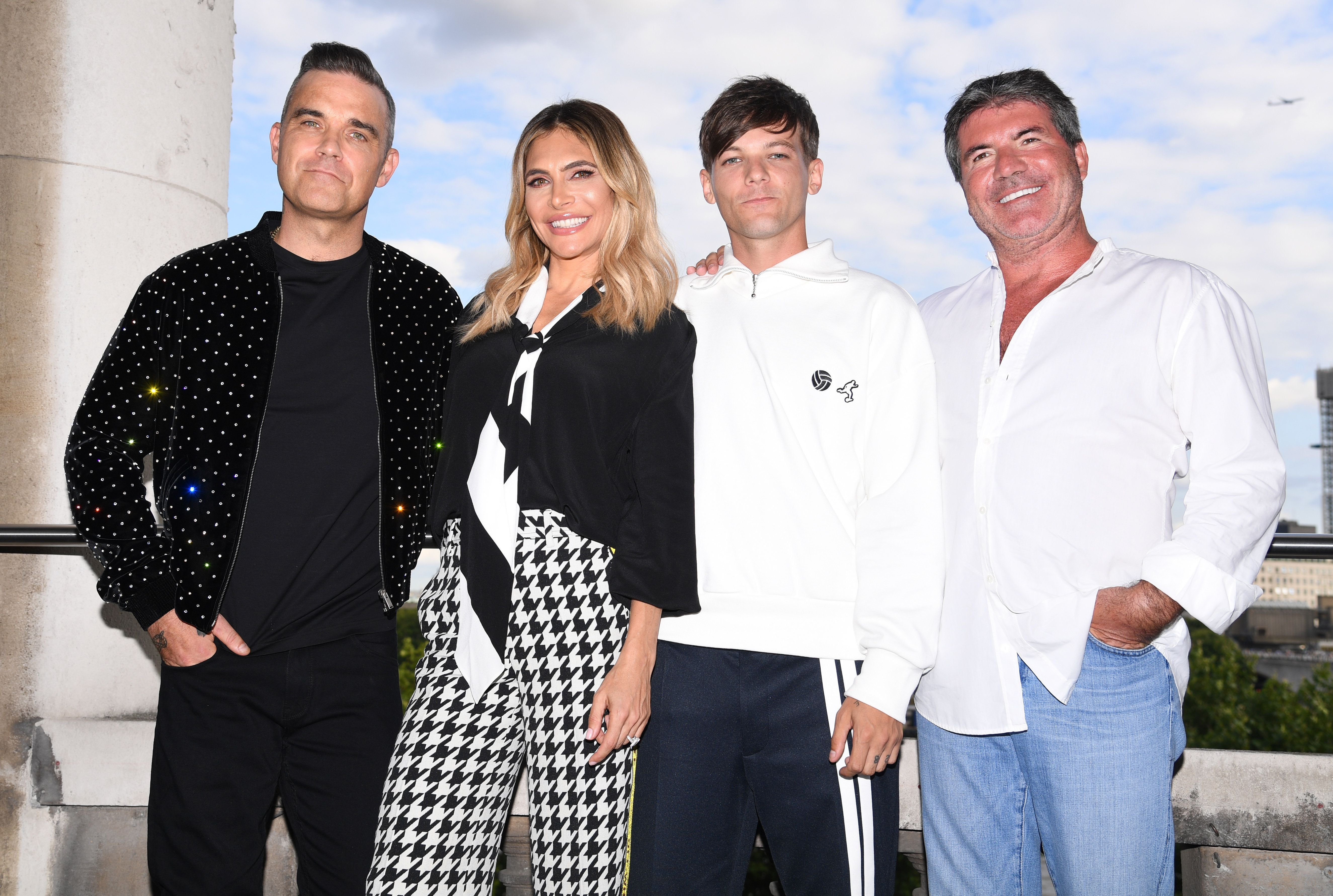 Ayda Field Defends Place On New-Look 'X Factor' Panel Following Controversy
