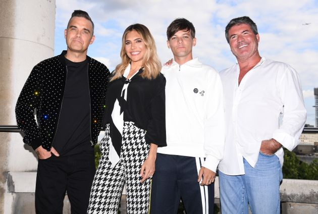 The new-look 'X Factor'