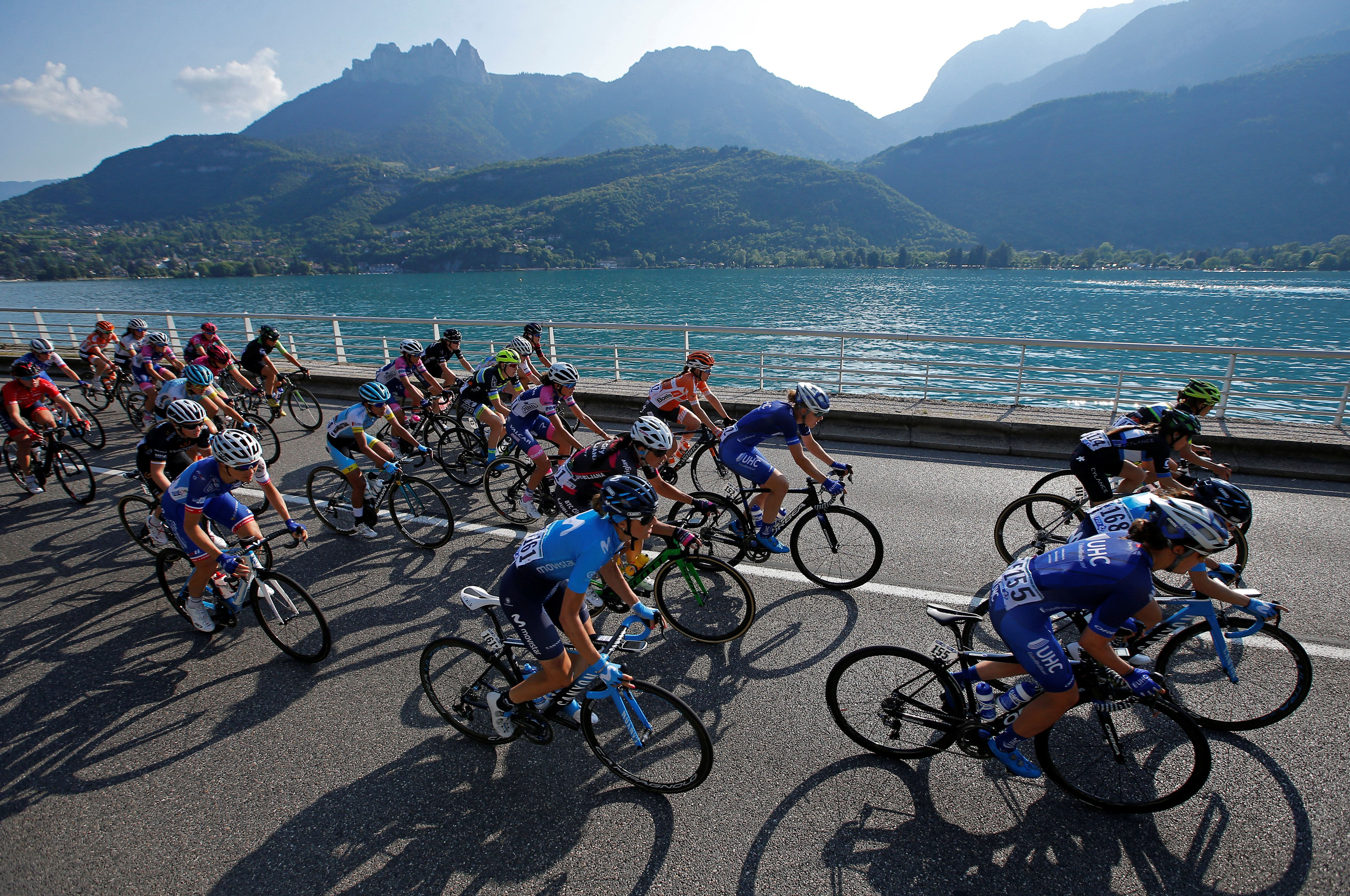 Why Isn't There A Women's Tour De France? Renewed Calls For Change To Annual