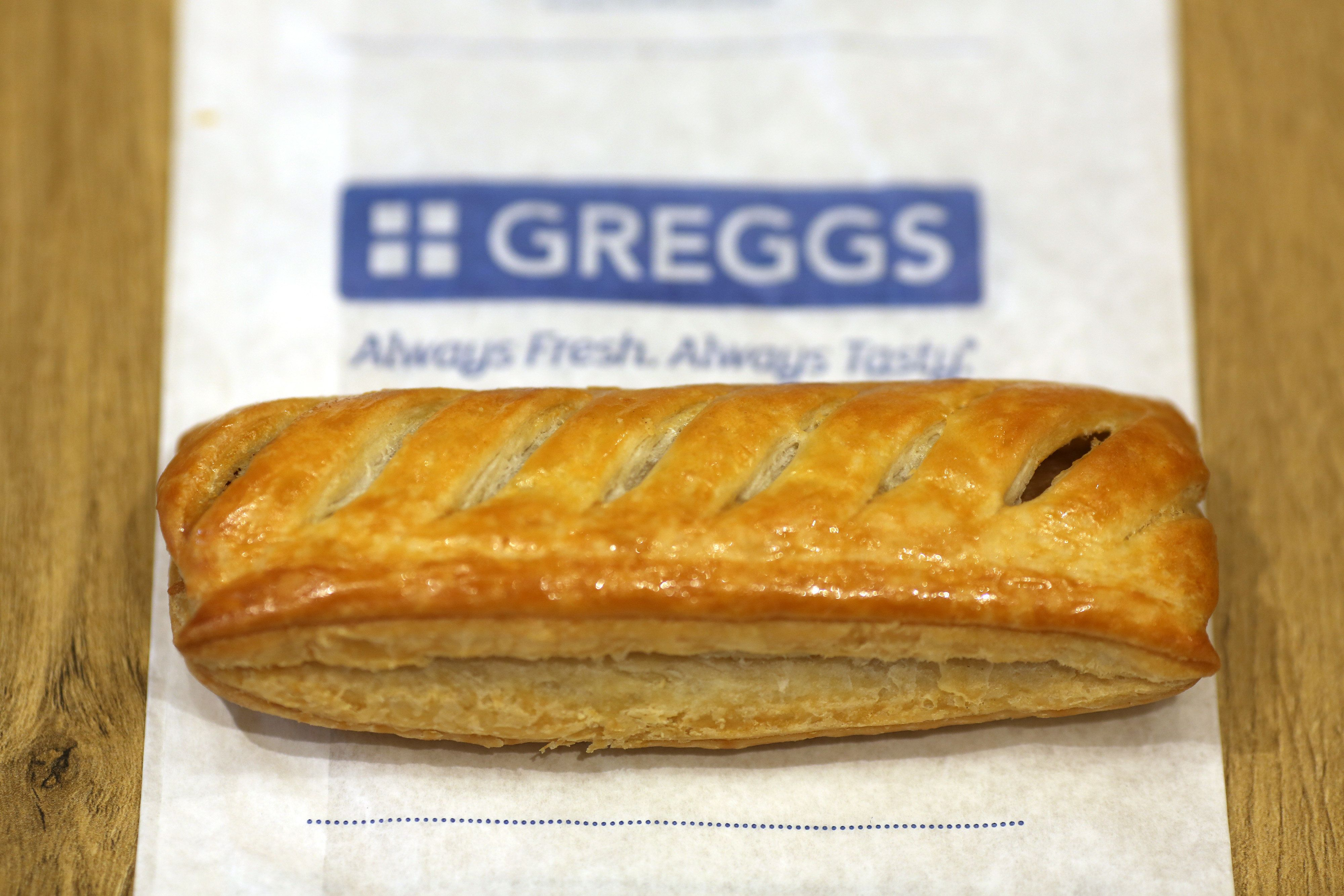 Here's How To Get A Free Sausage Roll At
