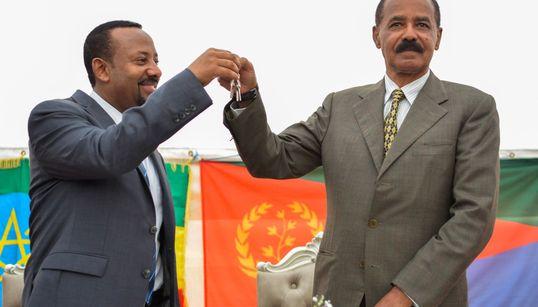 Premier vol en vingt ans entre l'Ethiopie et