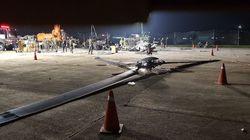 포항 해병대 헬기 추락 원인이 '회전날개 이상'으로 좁혀지고
