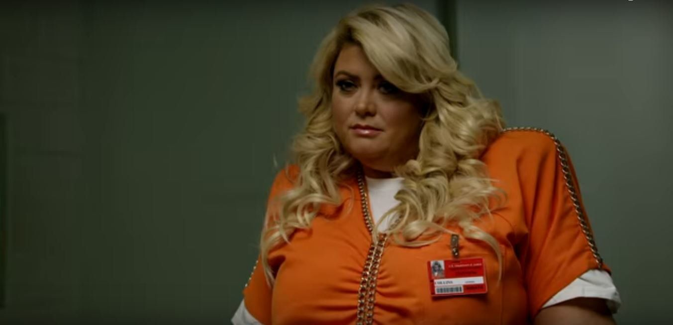 Gemma Collins Features In A New 'Orange Is The New Black' Promo And No, We're Not Sure Why