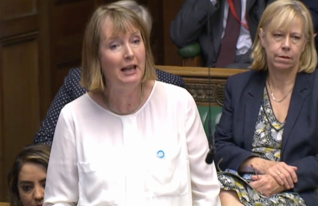 Labour Refuse To Accept Excuse Why Deal With MP On Maternity Leave Was