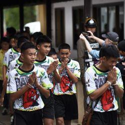 Ταϊλάνδη: Τα παιδιά του σπηλαίου θα χειροτονηθούν Βουδιστές