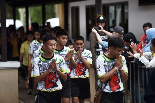 Ταϊλάνδη: Τα παιδιά του σπηλαίου θα χειροτονηθούν Βουδιστές μοναχοί στη μνήμη του αδικοχαμένου