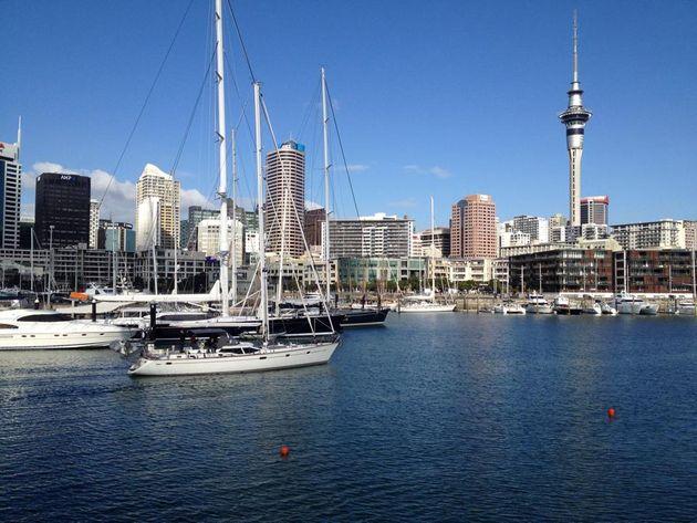 뉴질랜드 제2의 도시인