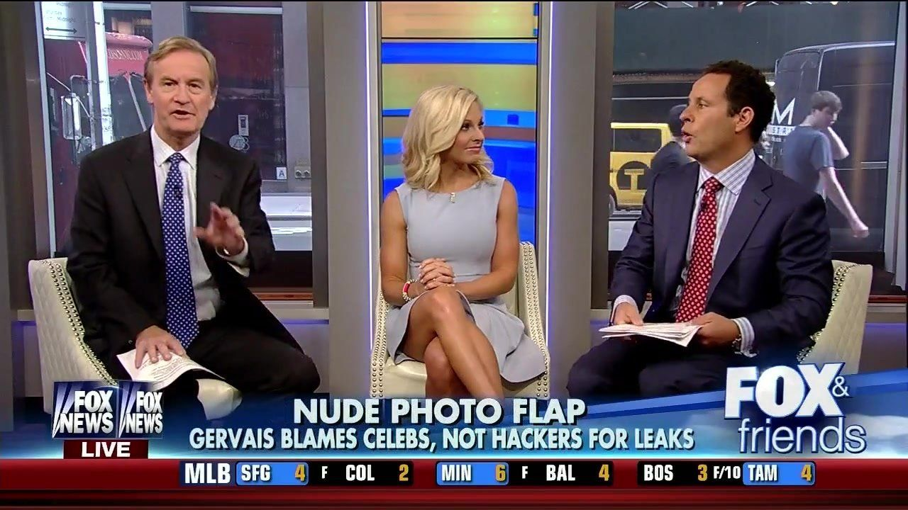 Not Fox news reporter leaked nude