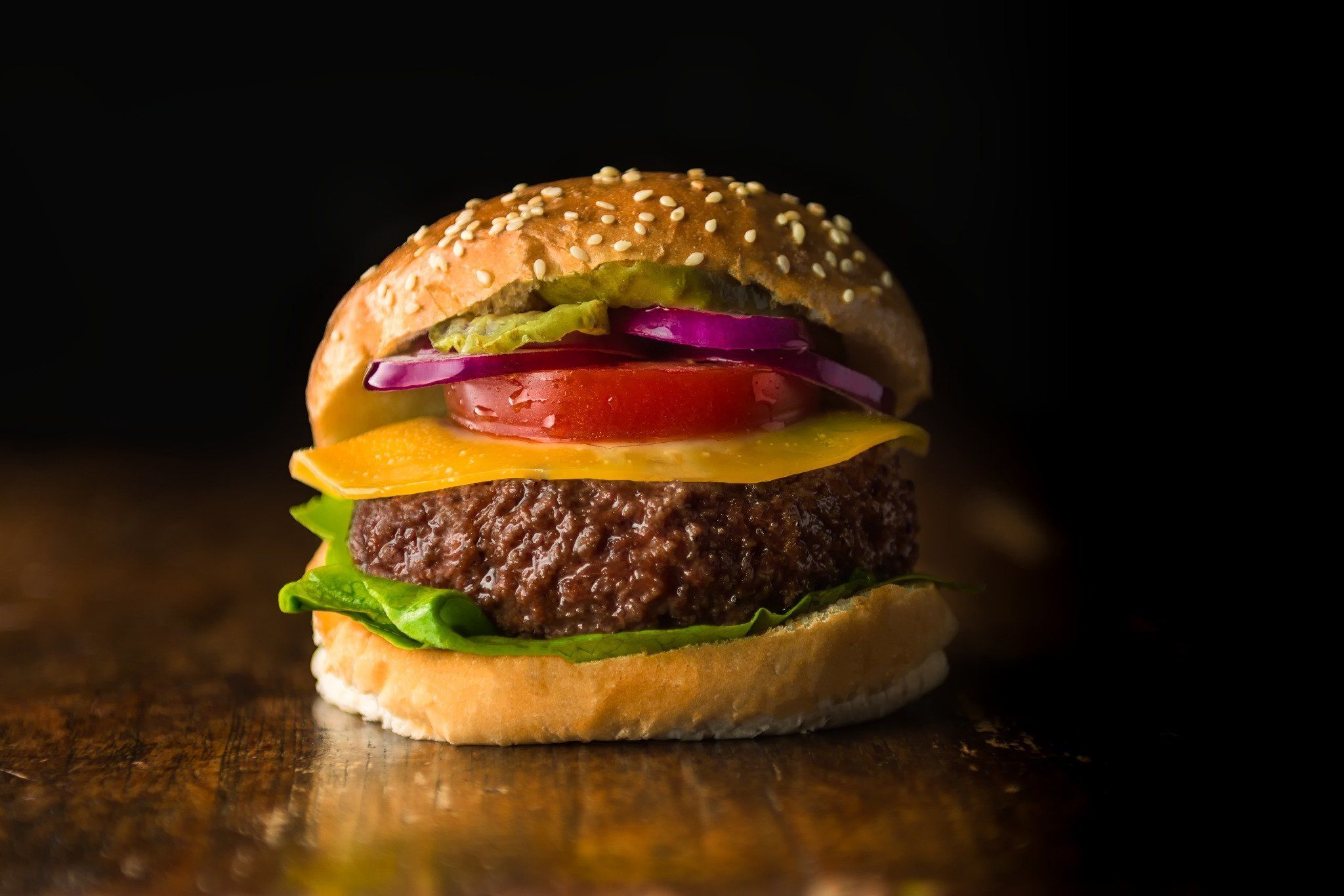 Lab-Grown Burgers Could Be On The Menu By