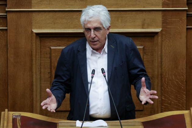 Παρασκευόπουλος: Συκοφαντική η κατηγορία της ΝΔ για φωτογραφική