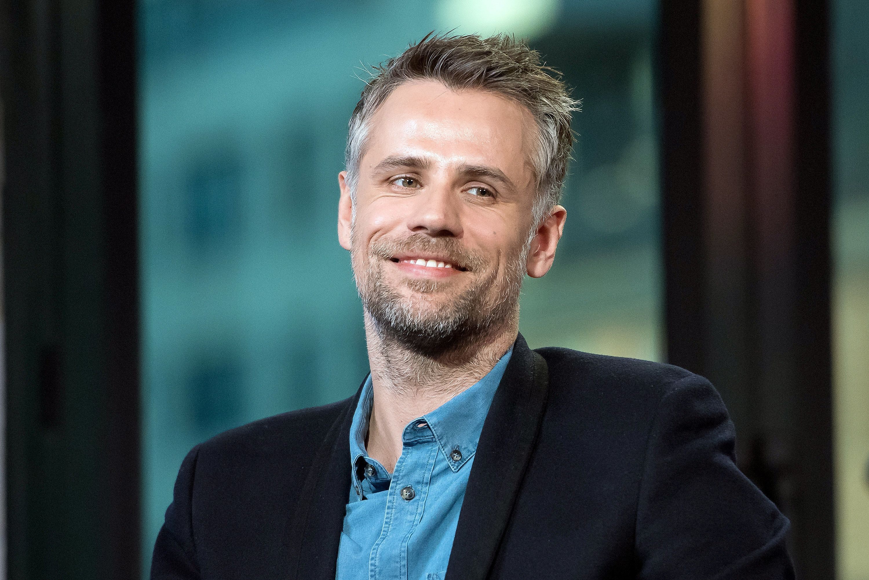 RECOVERING: Richard Bacon Thanks Wife In Touching Message As He Prepares To Leave