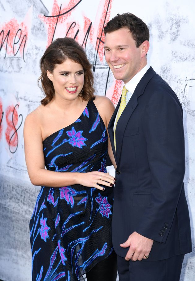 Princess Eugenie and Jack Brooksbank met while skiing and will marry in October having got engaged in