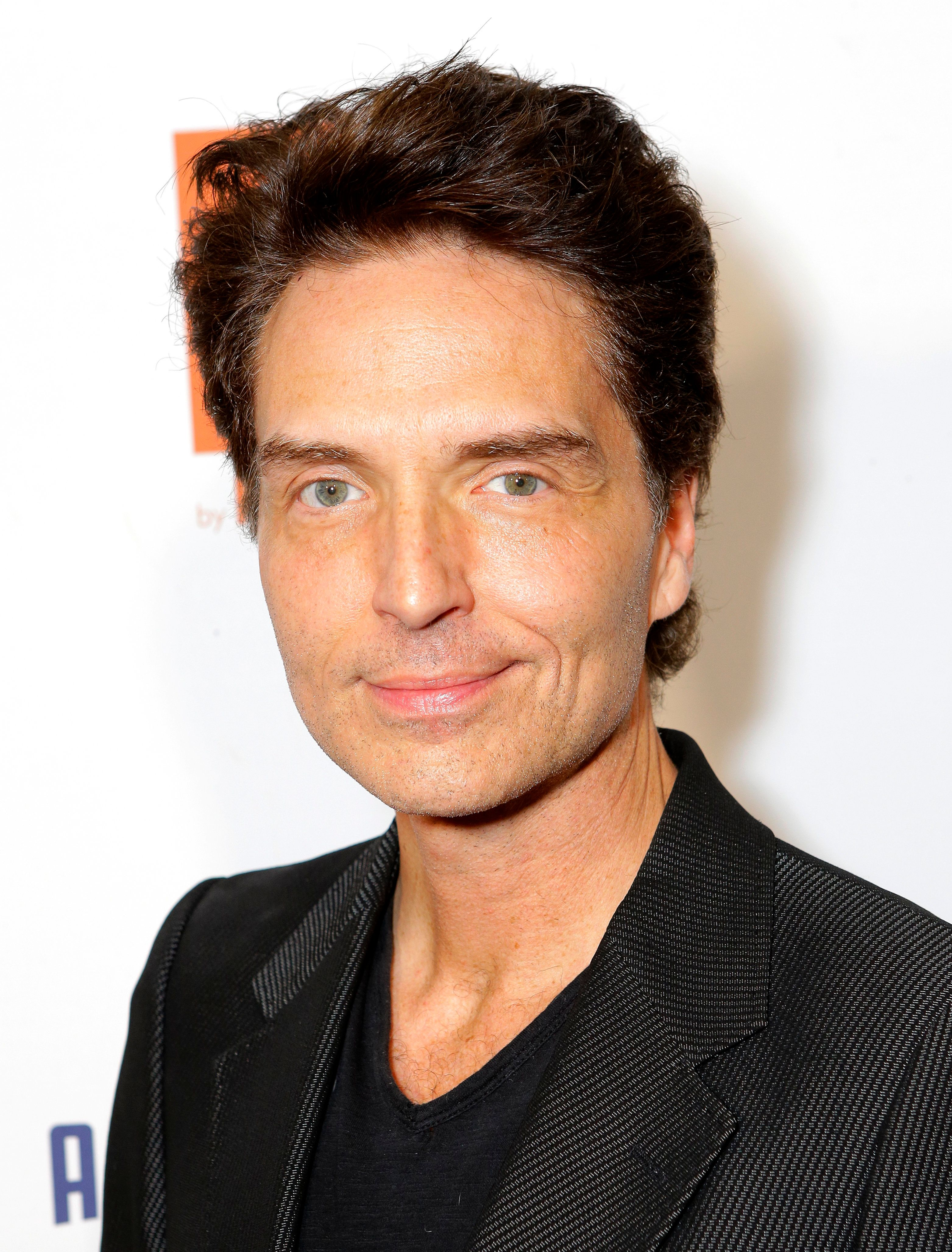 LOS ANGELES, CA - MAY 02:  Richard Marx attends the world premiere of  American Dream: Detroit at The Grove on May 2, 2018 in Los Angeles, California.  (Photo by Tiffany Rose/Getty Images for Caruso)