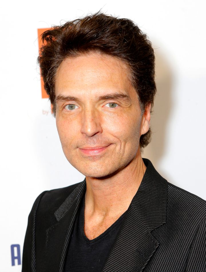 The 57-year old son of father (?) and mother(?) Richard Marx in 2021 photo. Richard Marx earned a  million dollar salary - leaving the net worth at  million in 2021