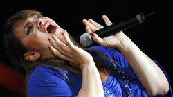 Amina Fakhet, le retour d'une chanteuse