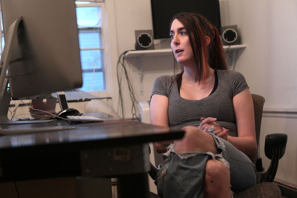 Brianna Wu was one of three women targeted for abuse and death threats by the misogynist Gamergate community in 201