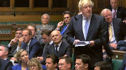 Johnson Uses Resignation Speech To Heap Pressure On