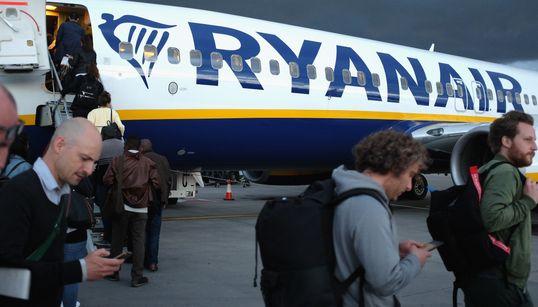 H Ryanair ακυρώνει έως και 600 πτήσεις την επόμενη