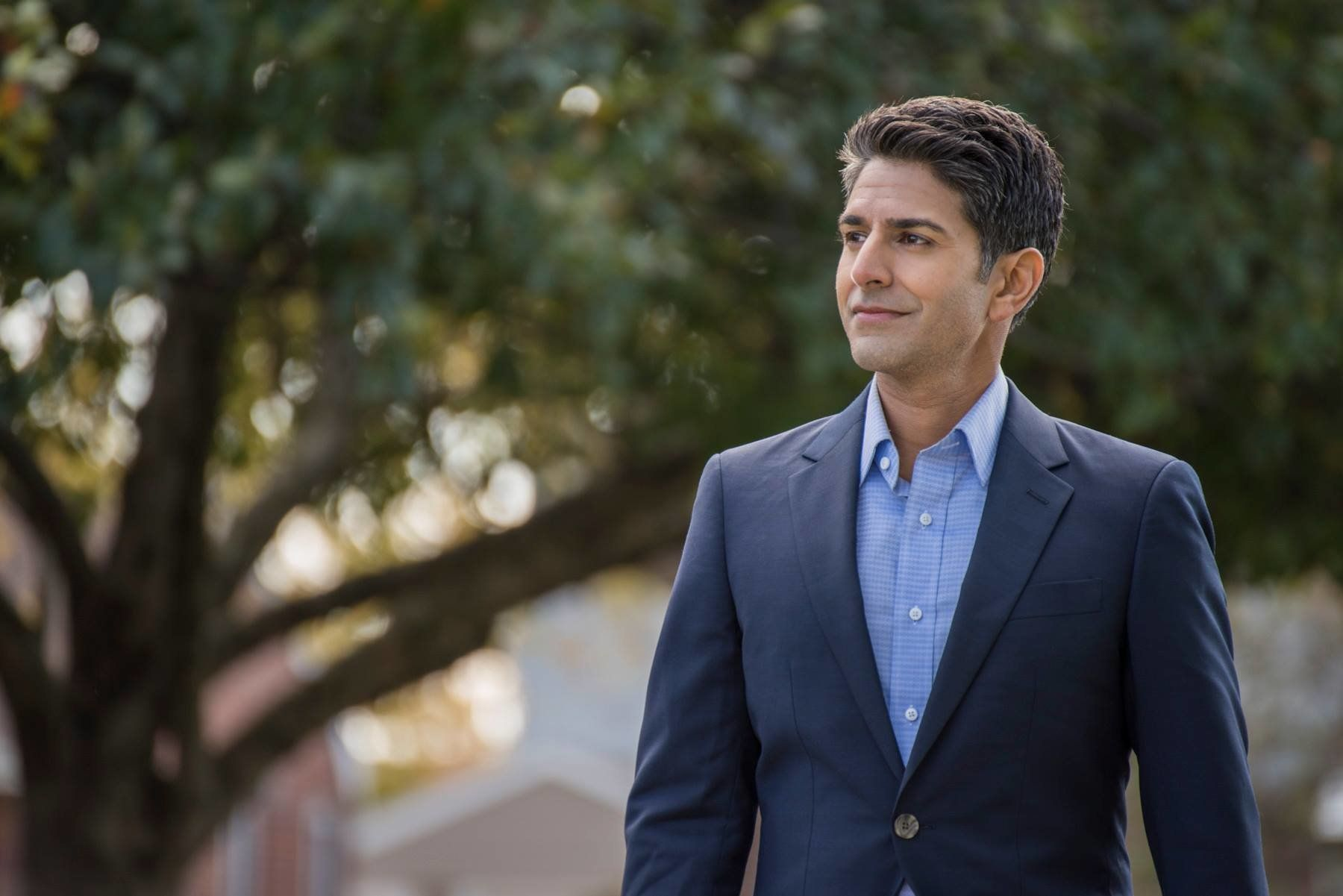 Democrat Suneel Gupta is running in a suburban Detroit district where ties to the manufacturing-heavy automotive industry run deep