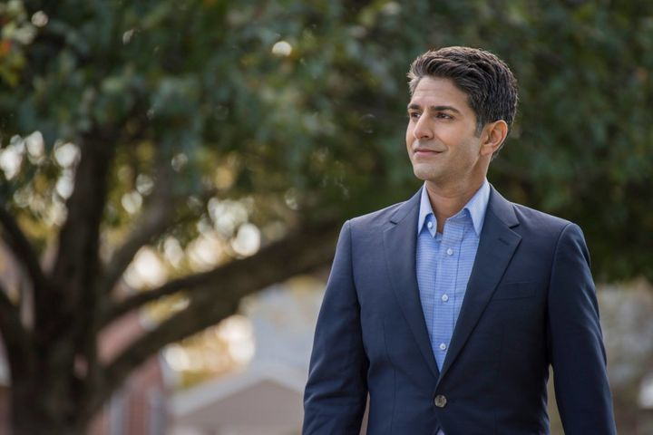 Suneel Gupta is running in a suburban Detroit district where ties to the automotive industry run deep.