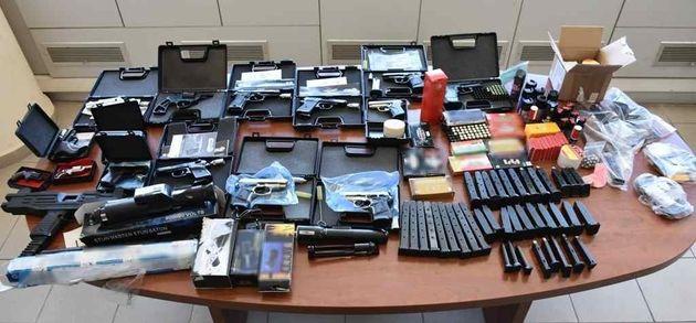 Επιχειρηματίας του Ηρακλείου «πρωταγωνιστής» στο κύκλωμα διακίνησης όπλων και