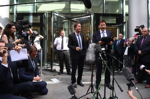 Sir Cliff Richard Says Press Freedom Without Responsibility Is 'Anarchy' After Court