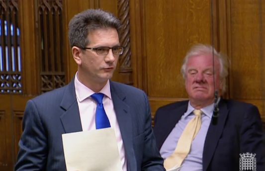 Former Brexit MinisterSteve