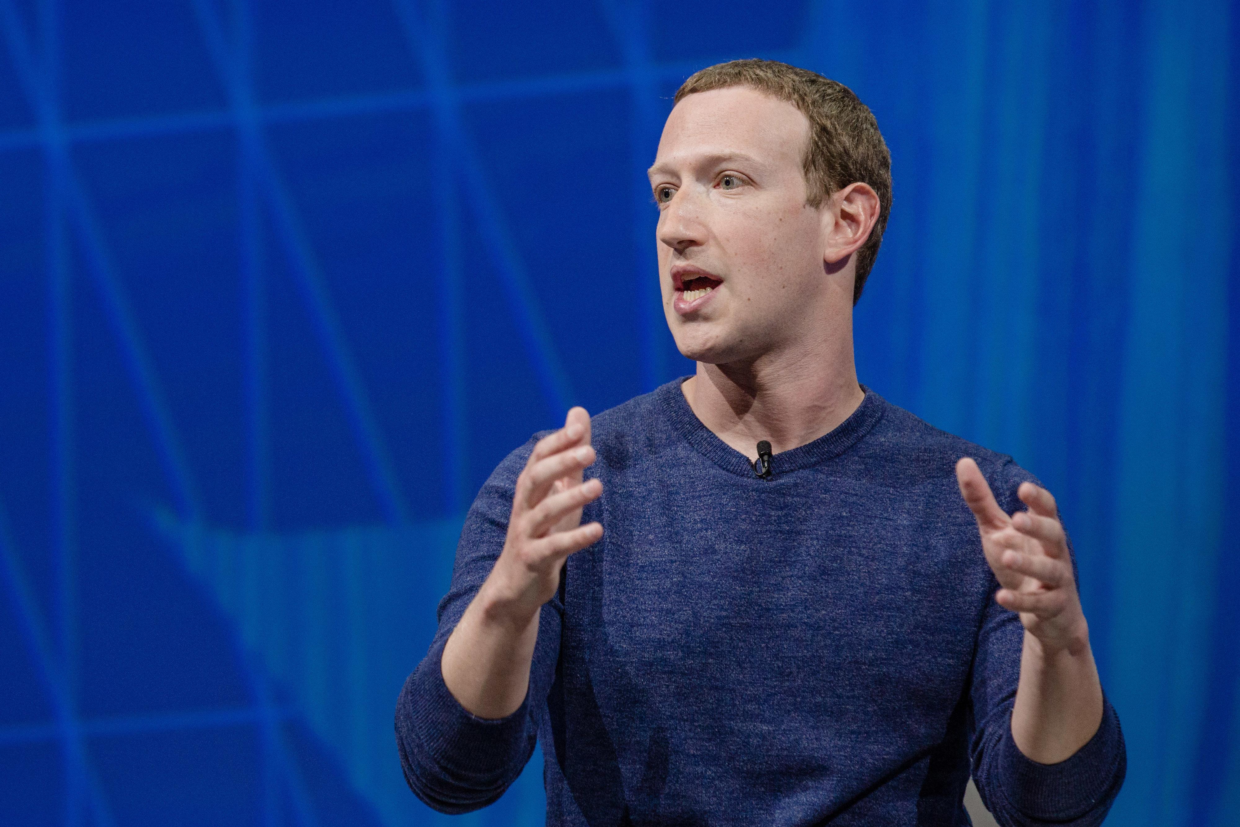 Mark Zuckerberg Says Facebook Won't Remove Holocaust Denial