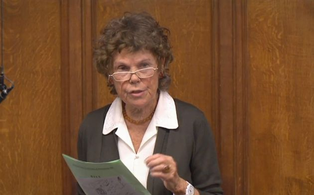 Brexiteer Labour MP Kate Hoey was among four rebels who voted with Theresa May