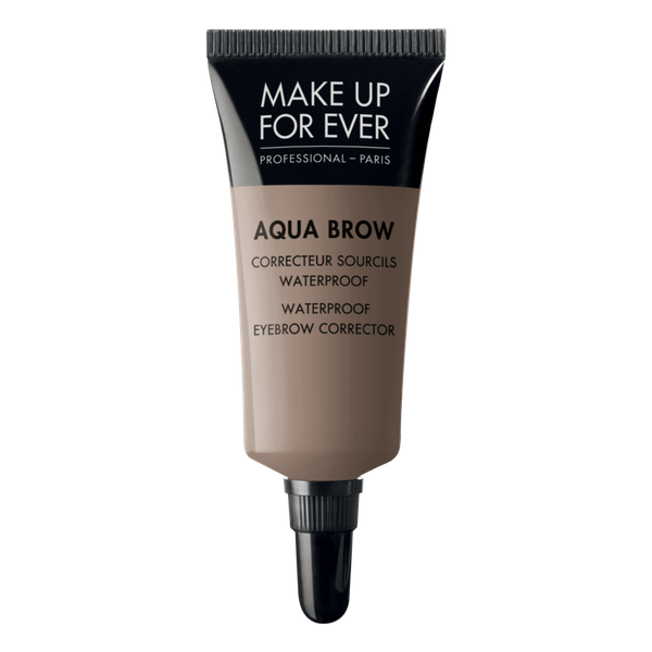 For keeping your brows looking good in the heat, Yang recommended Make Up For Ever's Aqua Brow waterproof eyebrow corrector.&