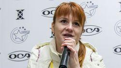 Δικαστής διέταξε την προφυλάκιση της Μαρίας Μπούτινα που κατηγορείται ότι ενεργούσε ως πράκτορας της ρωσικής