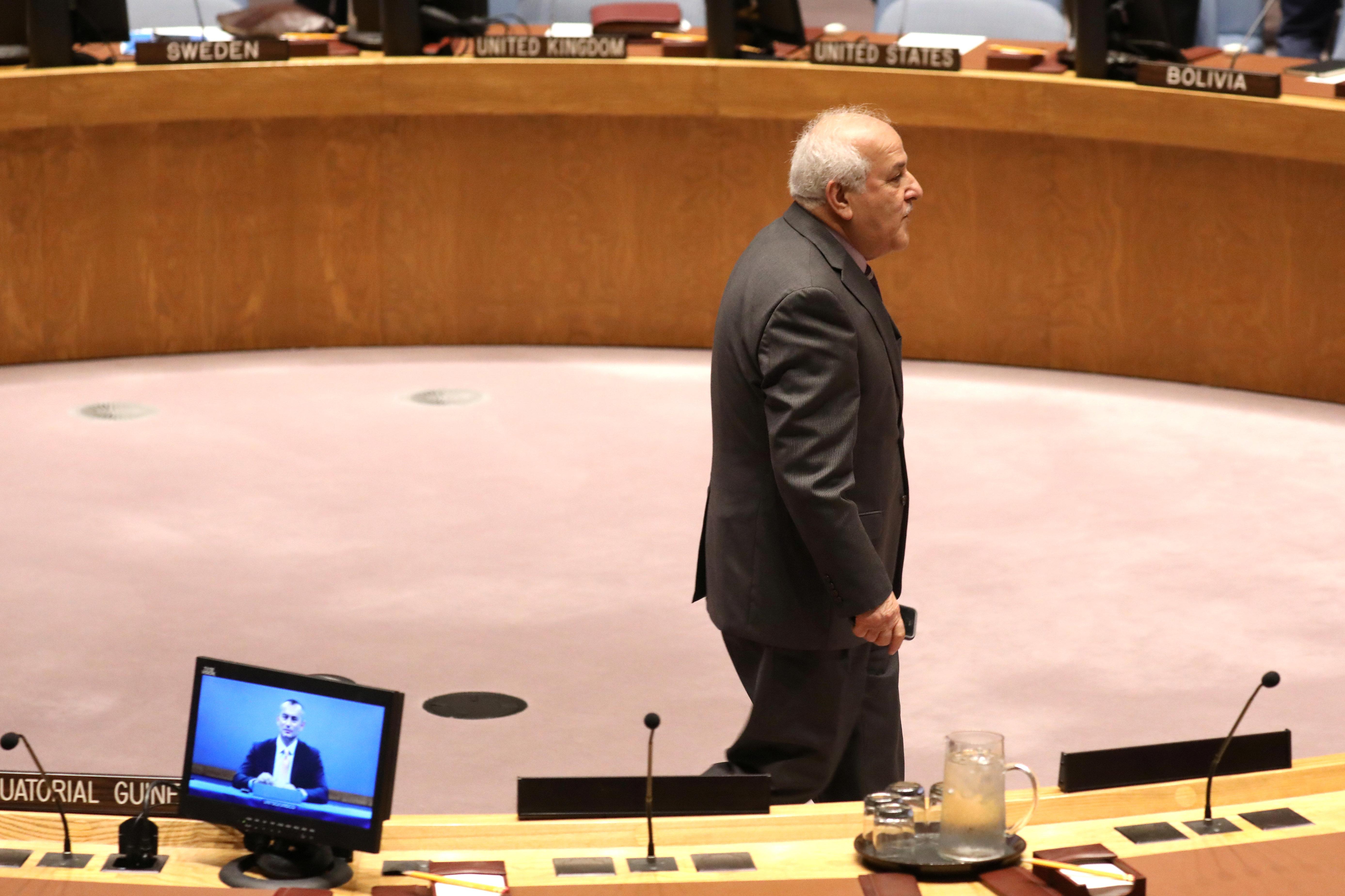 Οι ΗΠΑ αρνήθηκαν την έκδοση βίζας σε παλαιστινιακή αντιπροσωπεία για τον