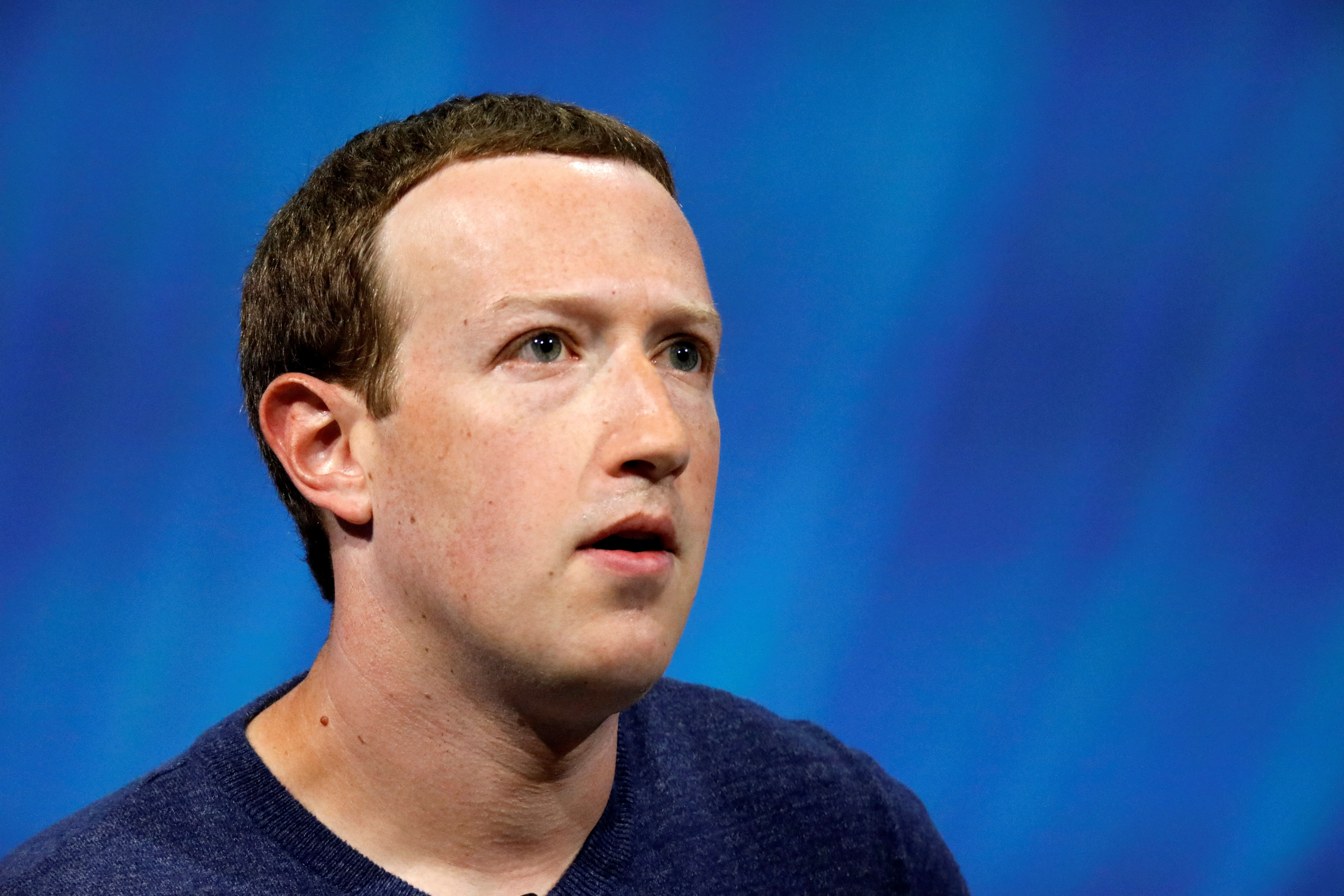 Facebook CEO Mark Zuckerberg fnd himself in hot water on Wednesday after he suggested that the company wouldn't re