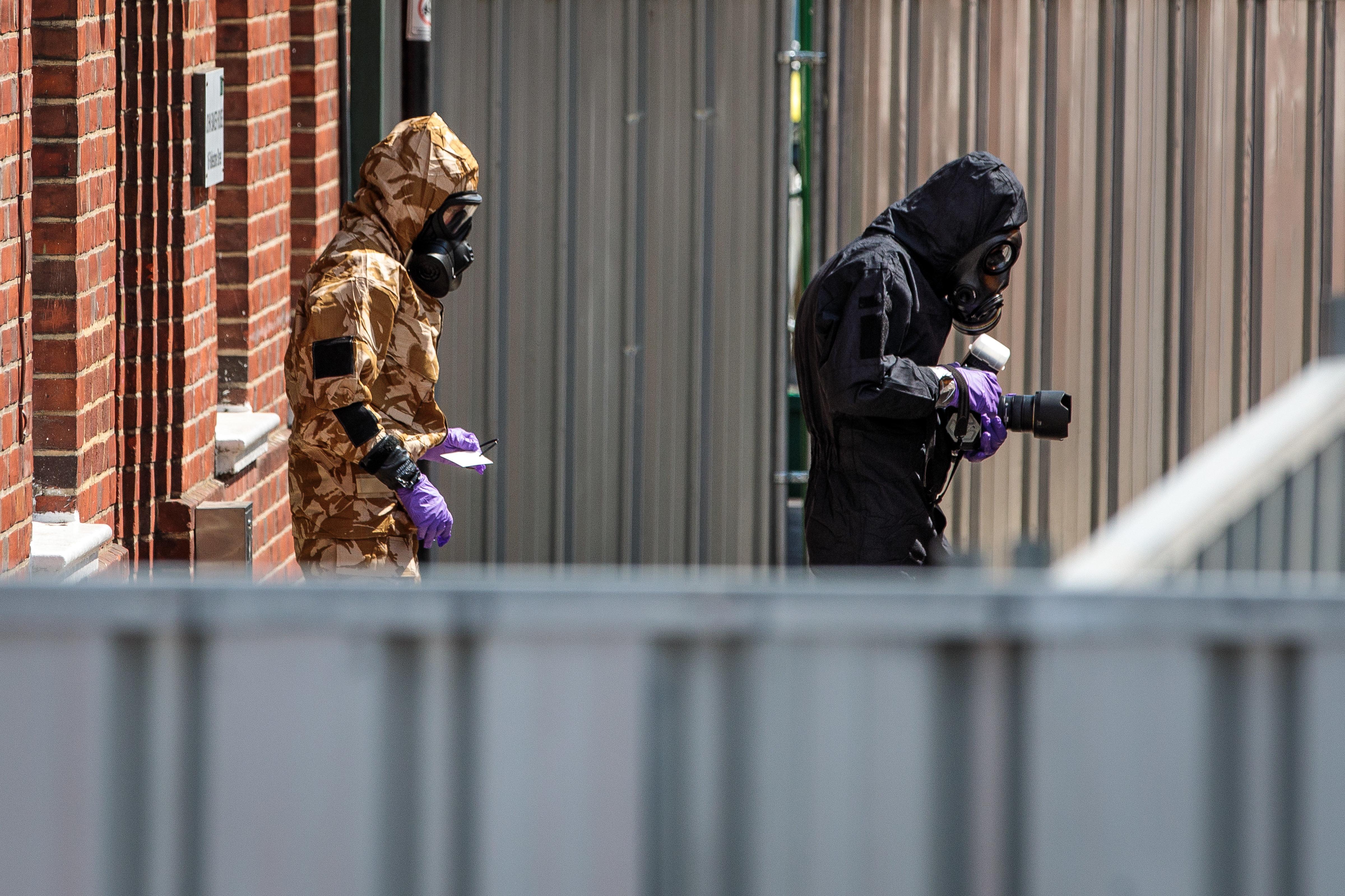 Η βρετανική αστυνομία ταυτοποίησε του υπόπτους για την δηλητηρίαση Σκριπάλ και είναι