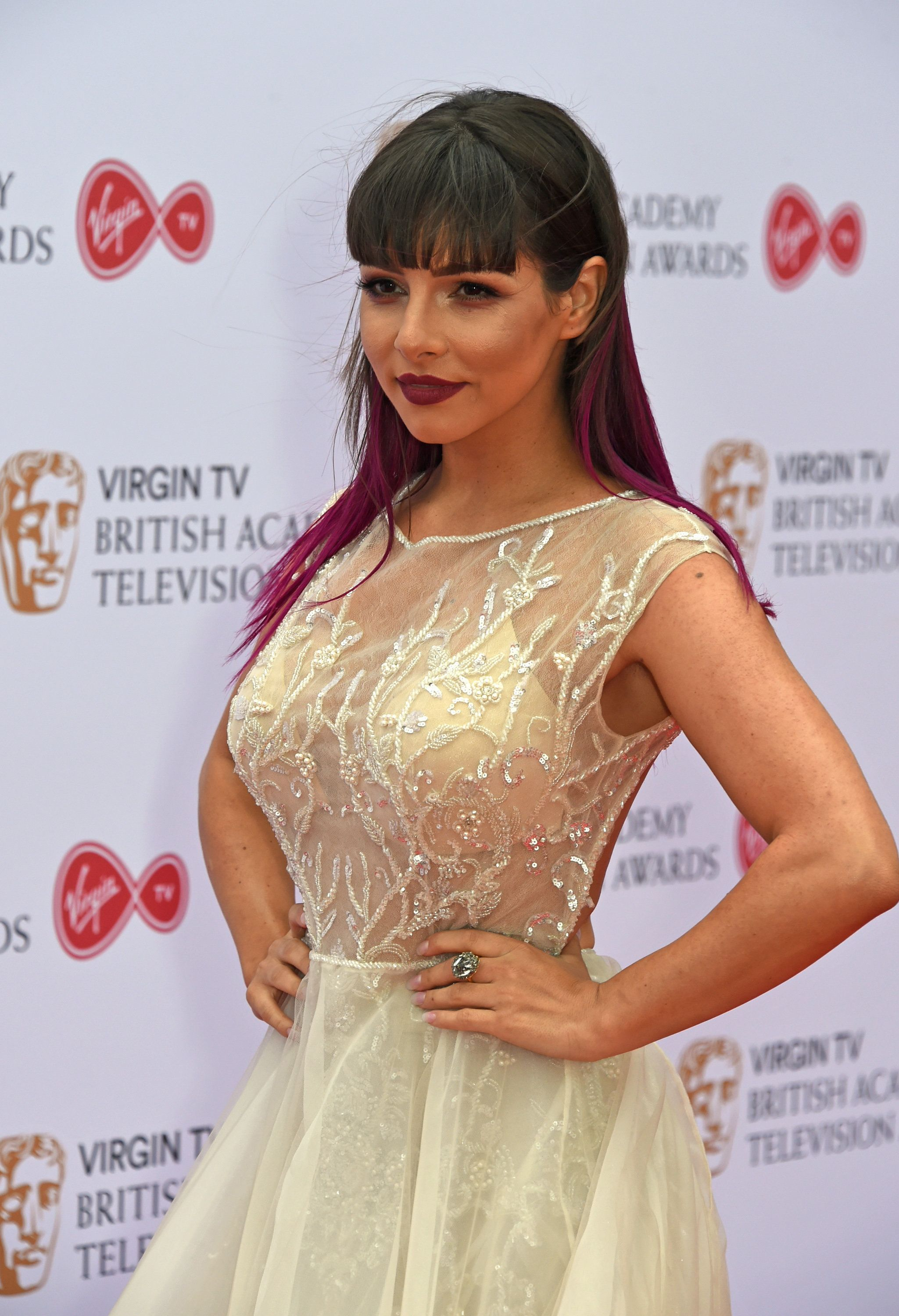 ACCIDENT: Ex-'Emmerdale' Star Roxanne Pallett Airlifted To Hospital After High-Speed Stock Car Race