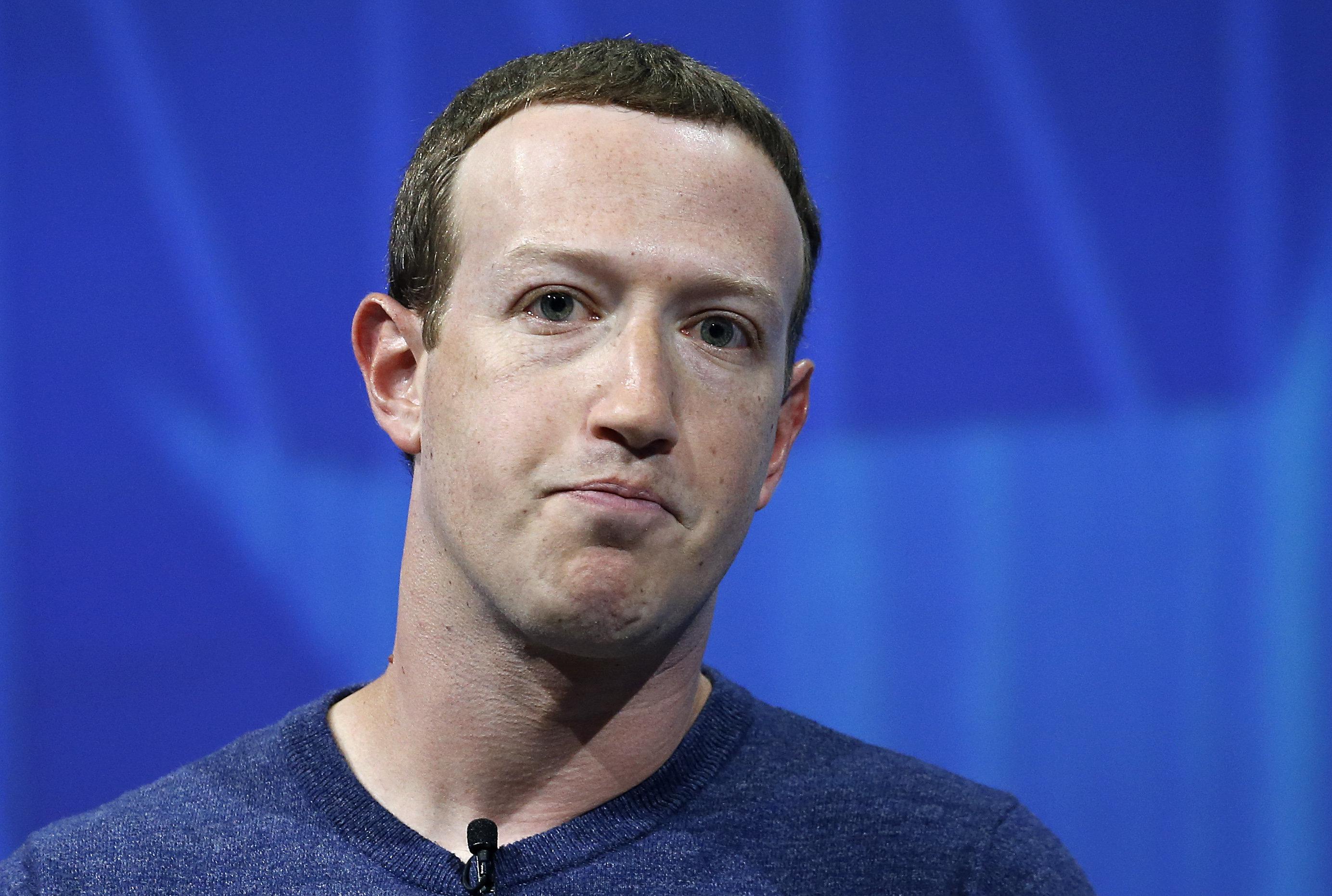 마크 저커버그가 페이스북에서 홀로코스트 부정 콘텐츠를 제거하지 않겠다고