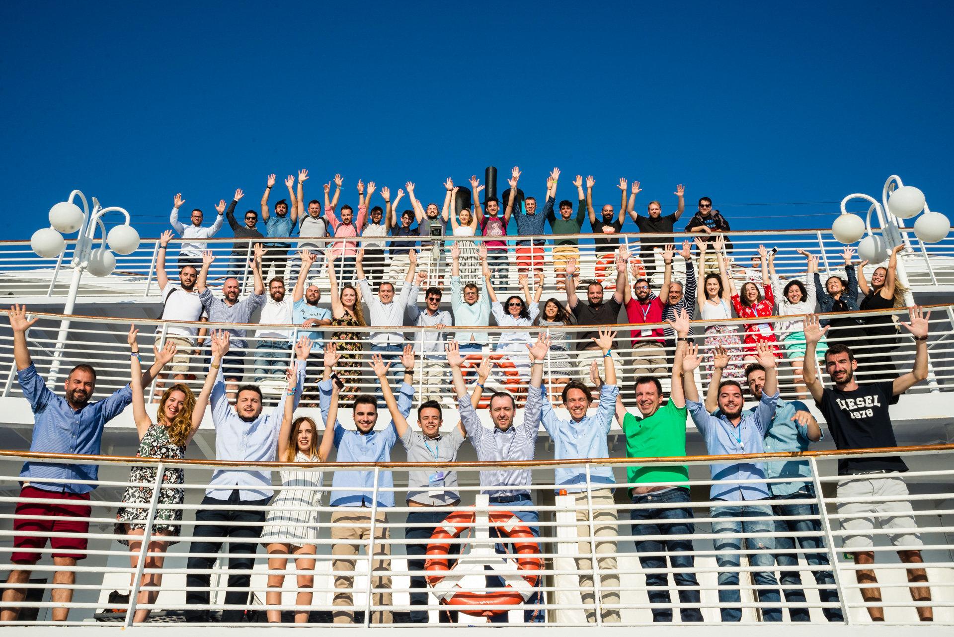 CruiseInn-Celestyal Cruises: Ολοκληρώθηκε με επιτυχία η μοναδική κρουαζιέρα επιχειρηματικότητας στην Ελλάδα, αναδεικνύοντας 2...