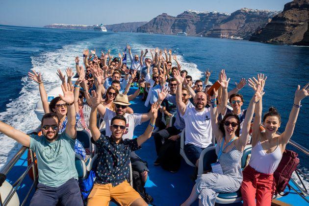 CruiseInn-Celestyal Cruises: Ολοκληρώθηκε με επιτυχία η μοναδική κρουαζιέρα επιχειρηματικότητας στην...