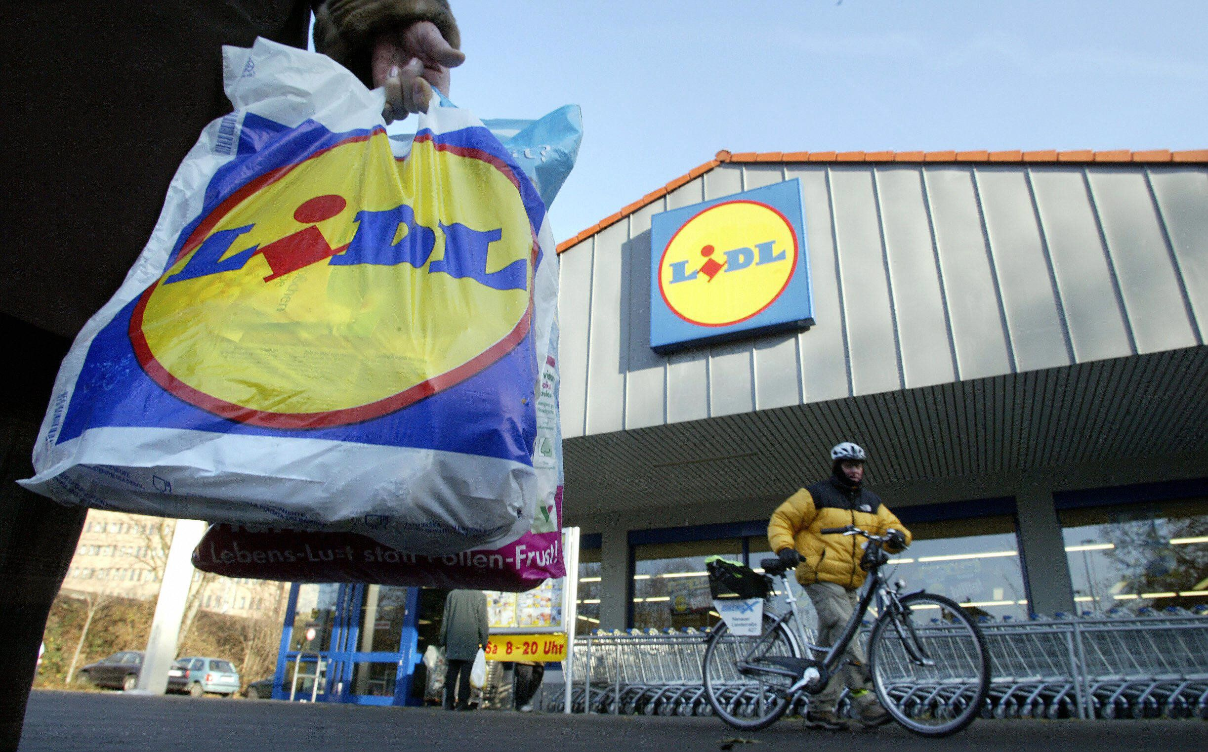 Lidl Named Worst Supermarket For Recyclable