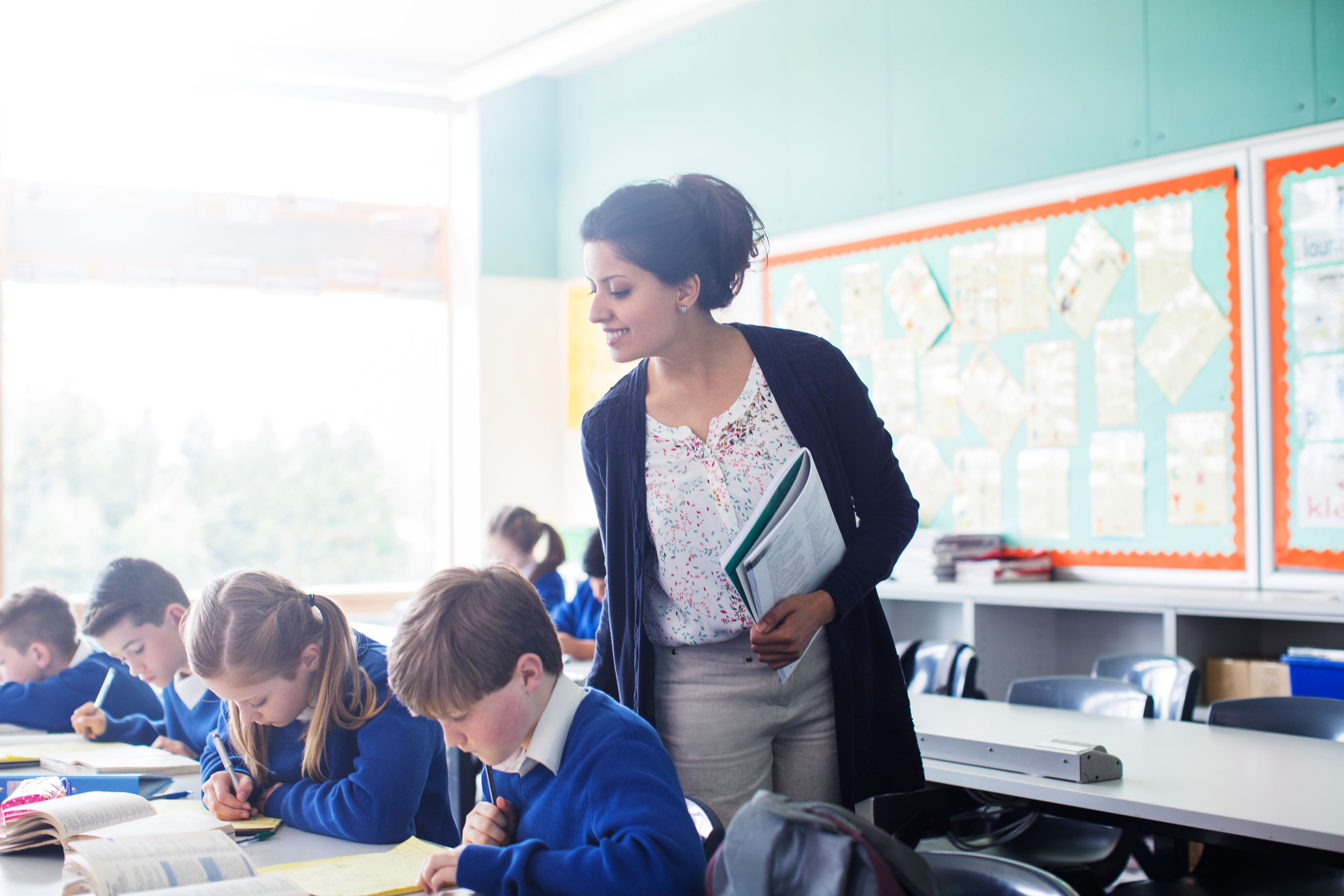Primary Schools Will Teach Pupils How To Deal With Depression - But Not Till