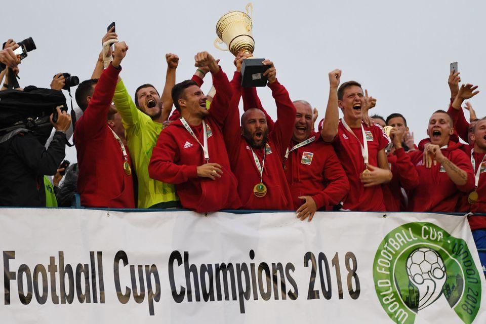 CONIFA: Το άγνωστο Παγκόσμιο Κύπελλο