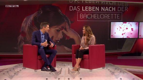 """Ex-Bachelorette Jessica Paszka erzählt bei """"Stern TV"""" von panischer Angst: """"Der Arzt war entsetzt"""""""