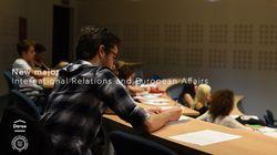 Διεθνείς Σχέσεις και Ευρωπαϊκές Υποθέσεις: Το Deree – The American College of Greece παρουσιάζει το νέο προπτυχιακό πρόγραμμά