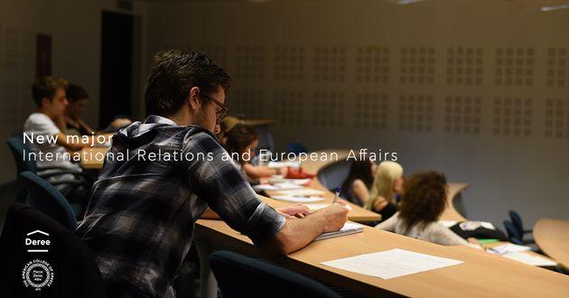 Διεθνείς Σχέσεις και Ευρωπαϊκές Υποθέσεις: Το Deree – The American College of Greece παρουσιάζει το νέο...