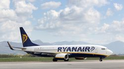 Ryanair Cancels 600 Flights Next Week Due To Ongoing