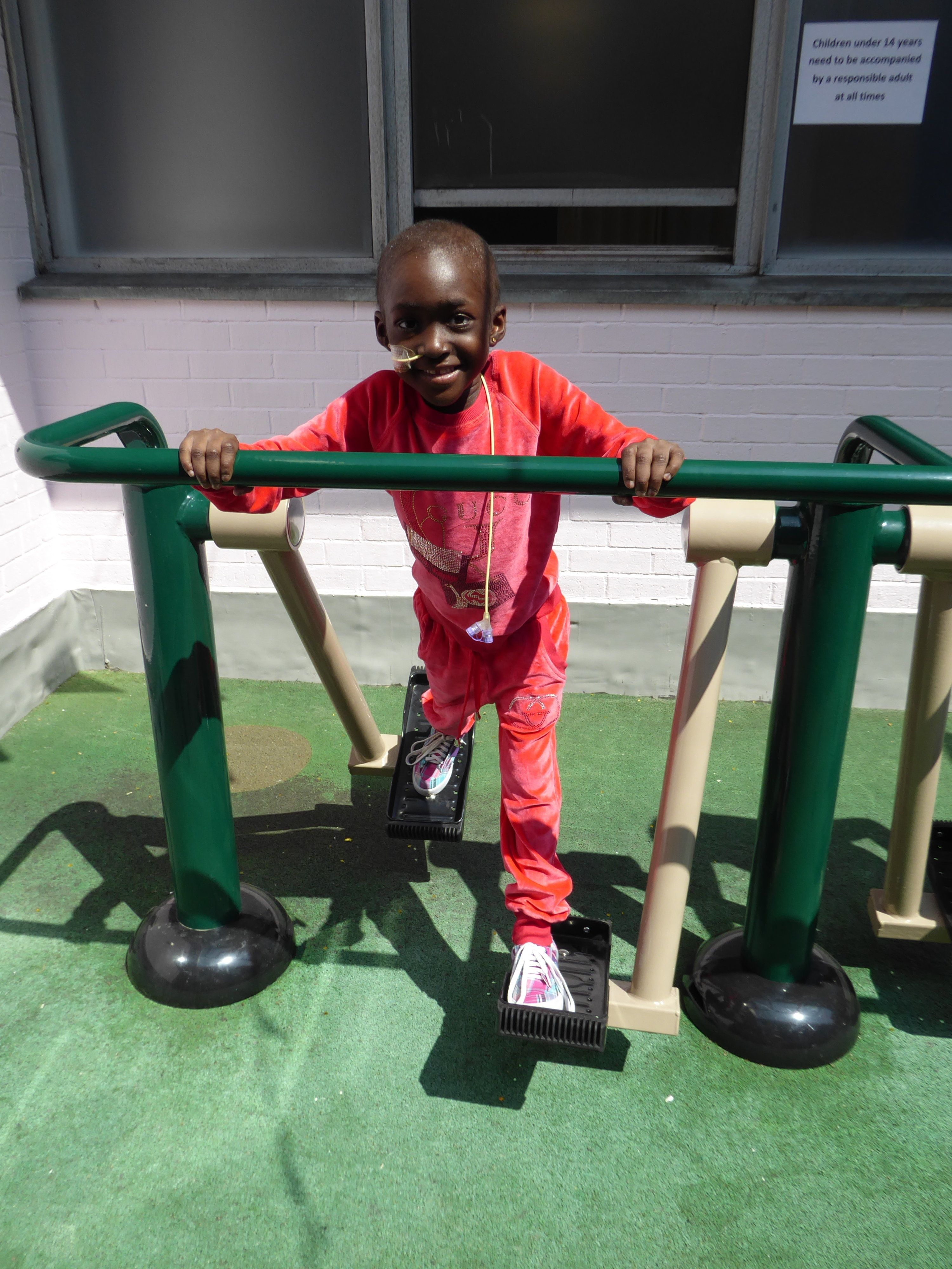 Why I Created An Activity Garden For Children Being Treated For