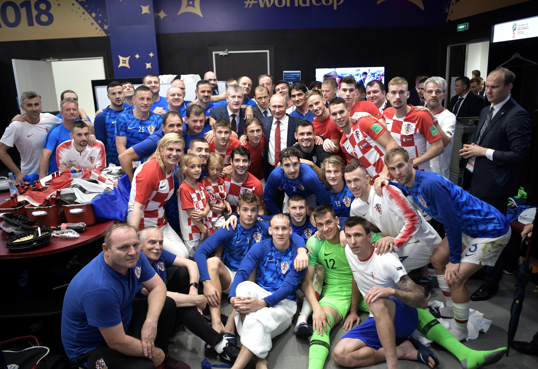 Kroatiens Nationalteam spendet ihre WM-Prämien? Medien fallen auf gefälschten Brief